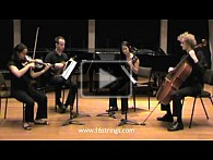 Somewhere Over The Rainbow - 16strings quartet